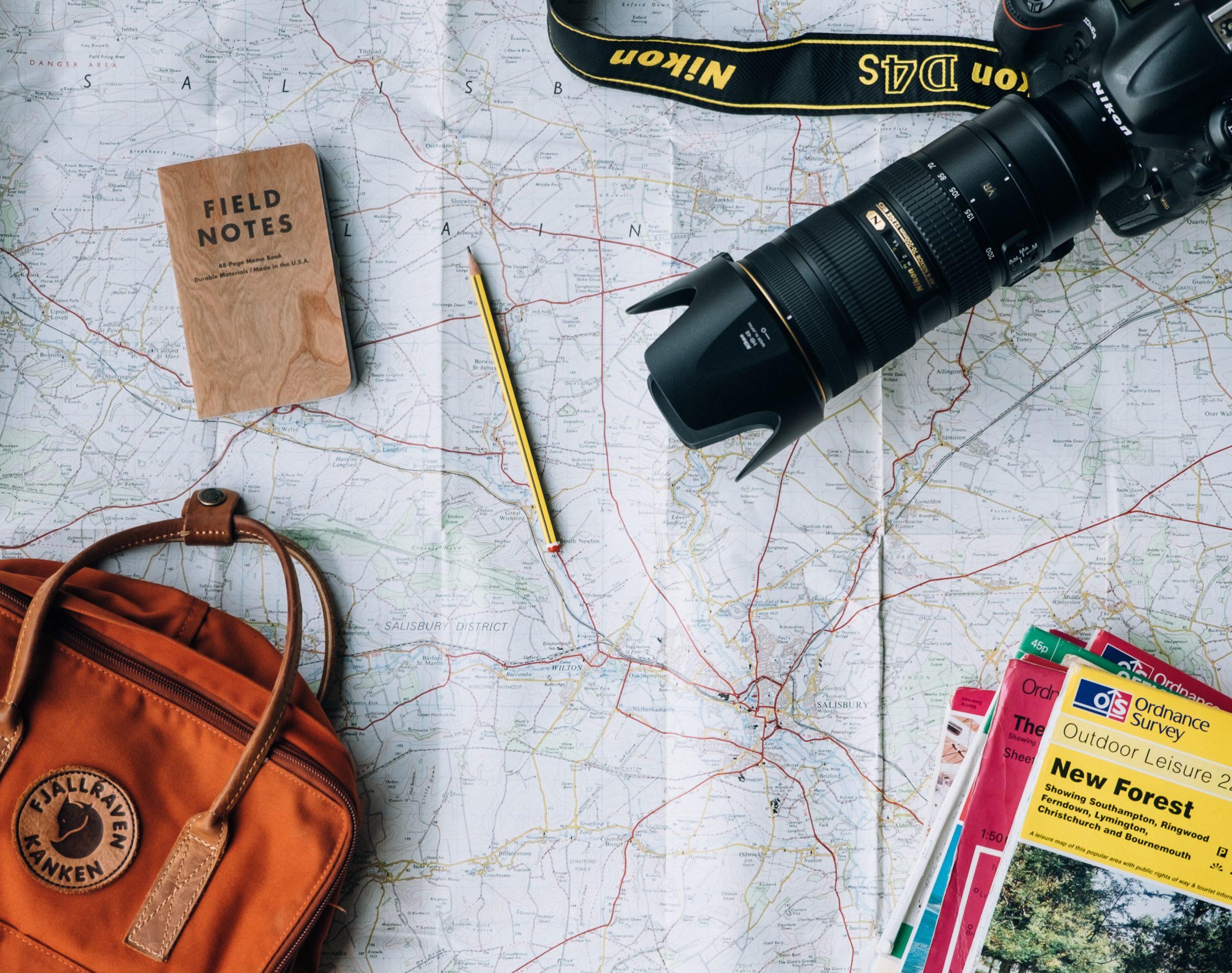旅行先での筋トレを効率的にする方法